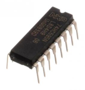 Статьи и уроки по использованию сдвигового регистра 74hc595 (595) в проектах ардуино.